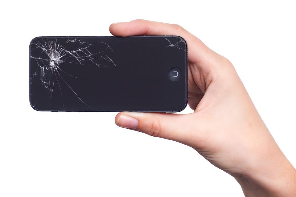 meest voorkomende schade telefoon