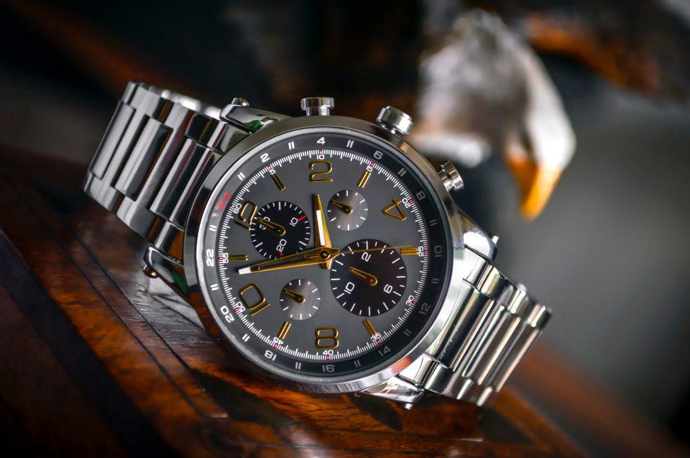 uitstraling horloge