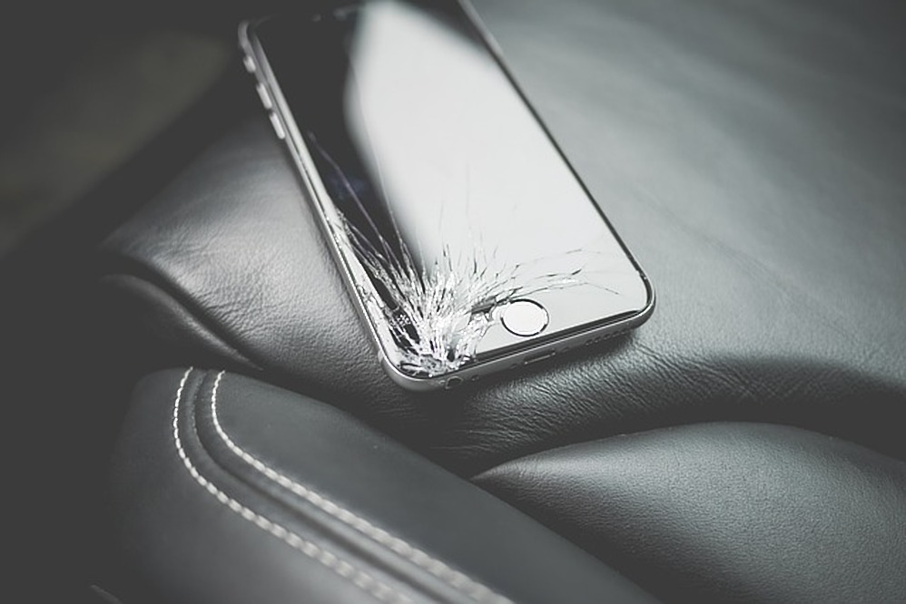 telefoon kapot kies tweedehands