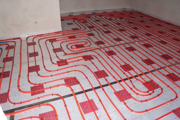 Waarom kiezen voor elektrische vloerverwarming?