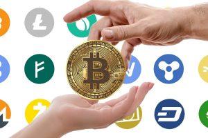belangrijkste crypto munten