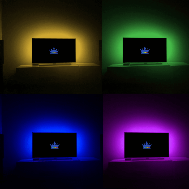 tv led strip