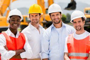 Belangrijke beschermmiddelen in de bouw