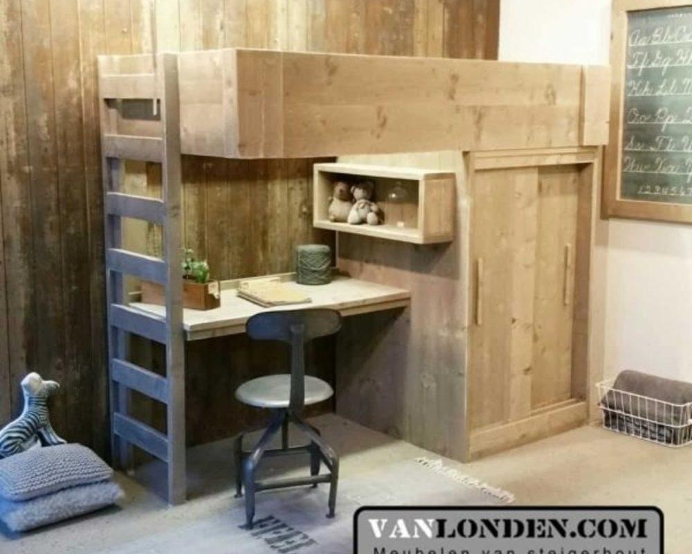 Vaders, maak zelf je meubels van steigerhout!
