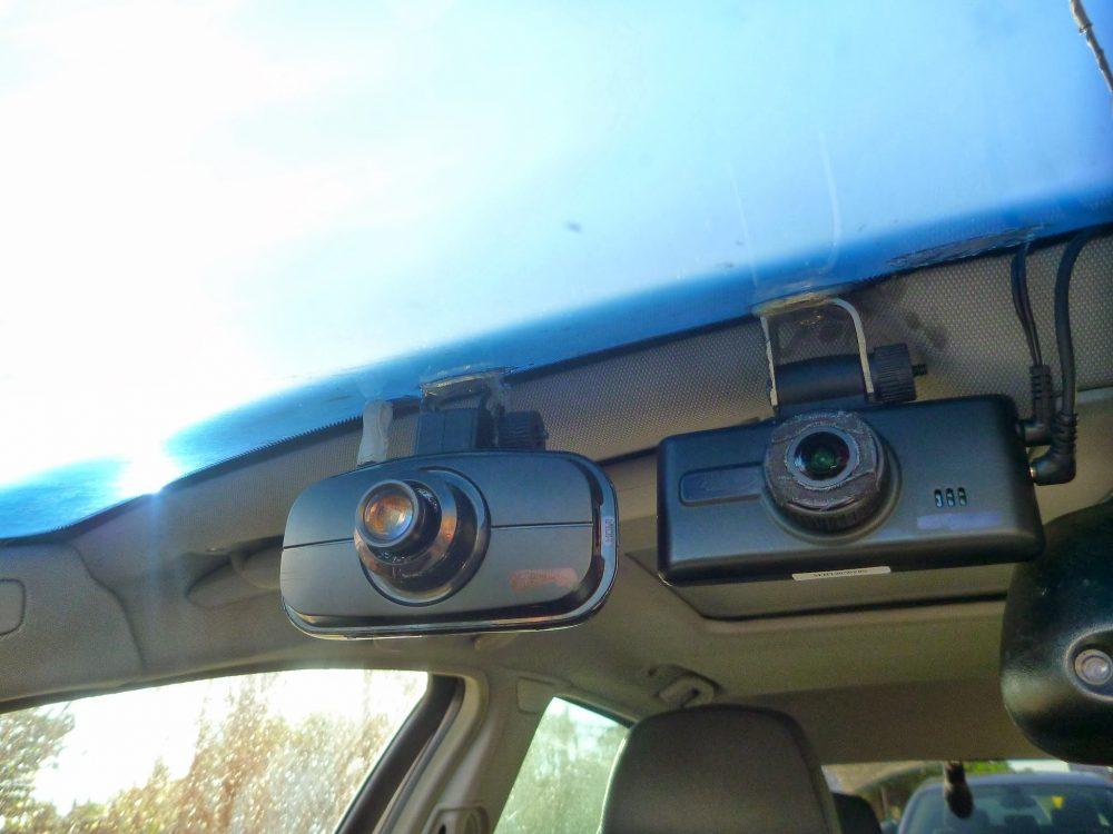 Dashcam auto