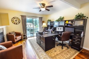 Wat heb je nodig voor een kantoor aan huis? - 5 tips