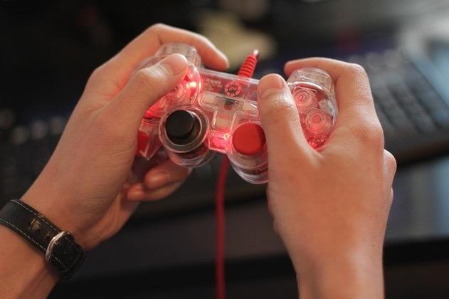Gamen is niet slecht!