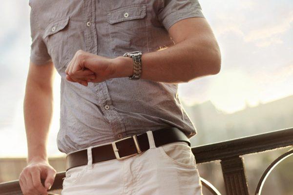 Twee accessoire musthaves voor mannen