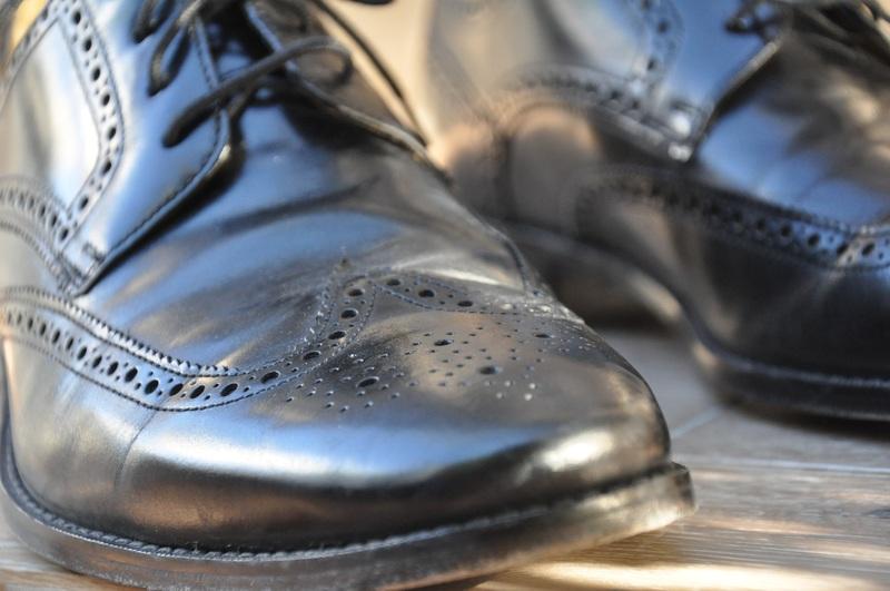 Schoen voor man
