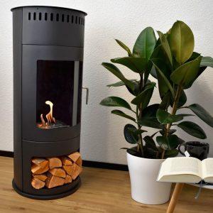 Een bio-ethanol kachel: Glow Fire Bergen