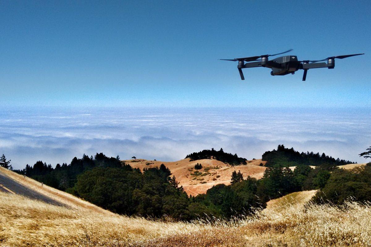 Maak de meest prachtige foto's met een drone