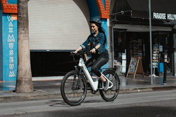 De elektrische fiets: helemaal van nu!