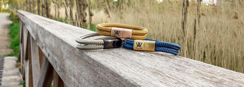 touw mannen armband